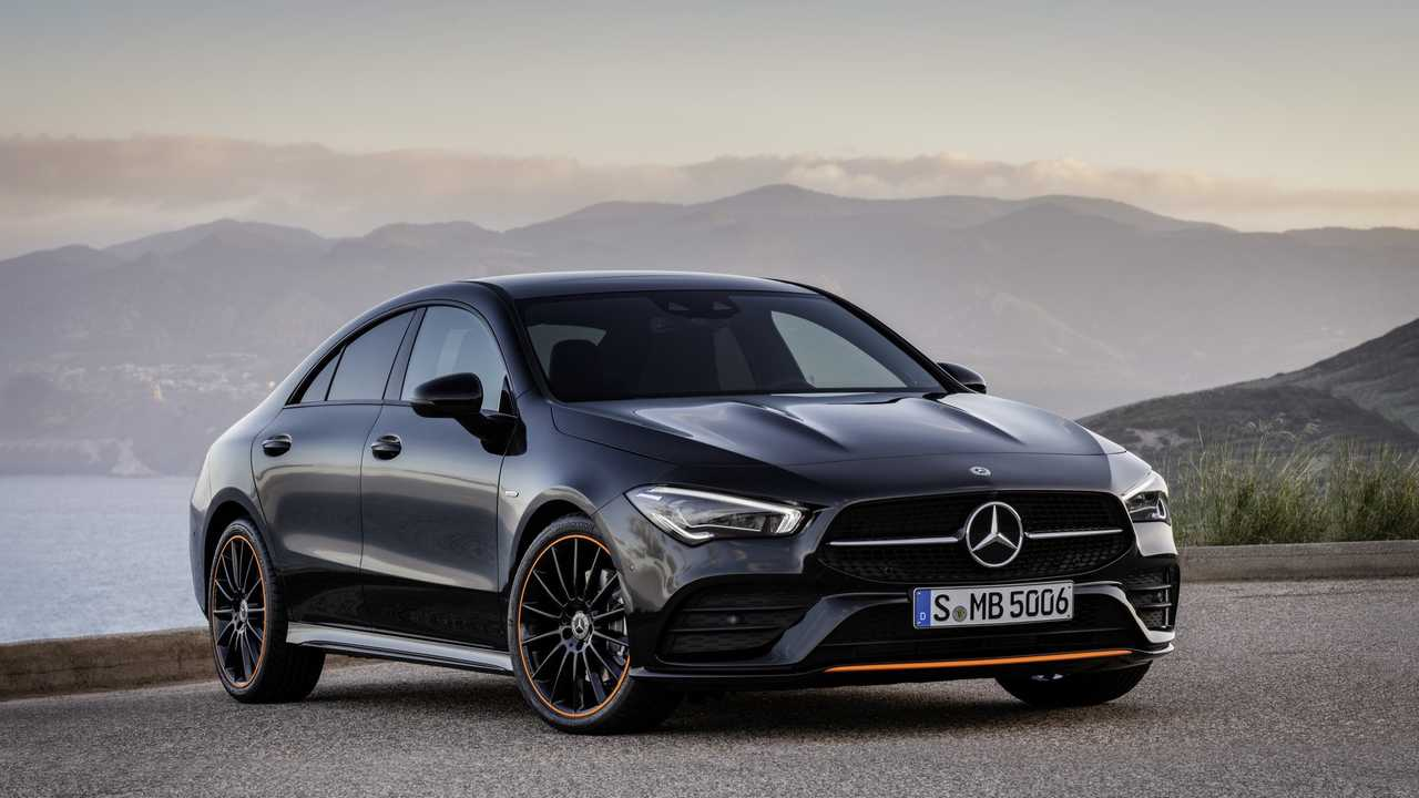 New Mercedes CLA