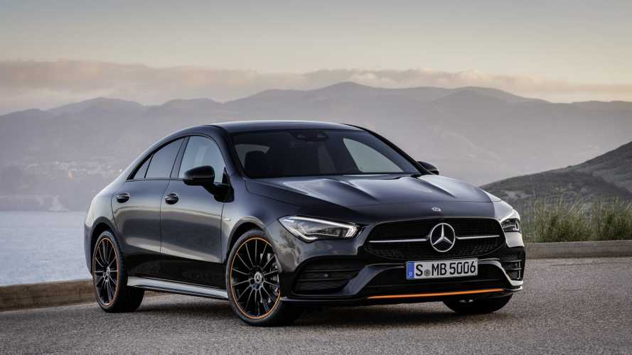 New Mercedes-Benz CLA goes on sale with sub-£31k asking price