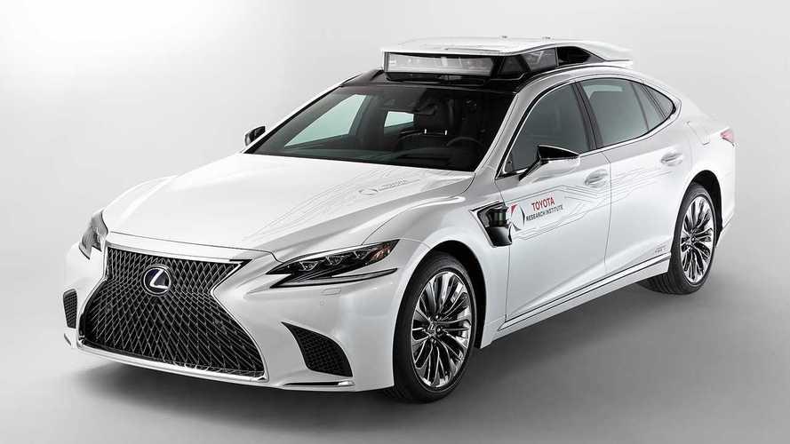 Toyota dévoile un nouveau prototype de voiture autonome
