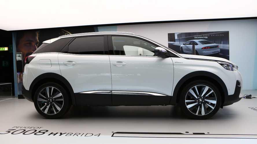 L'autonomie du Peugeot 3008 Hybrid4 sera meilleure que prévu