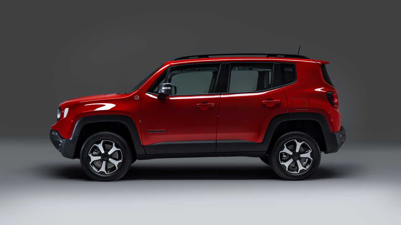 Jeep Renegade híbrido enchufable 2019