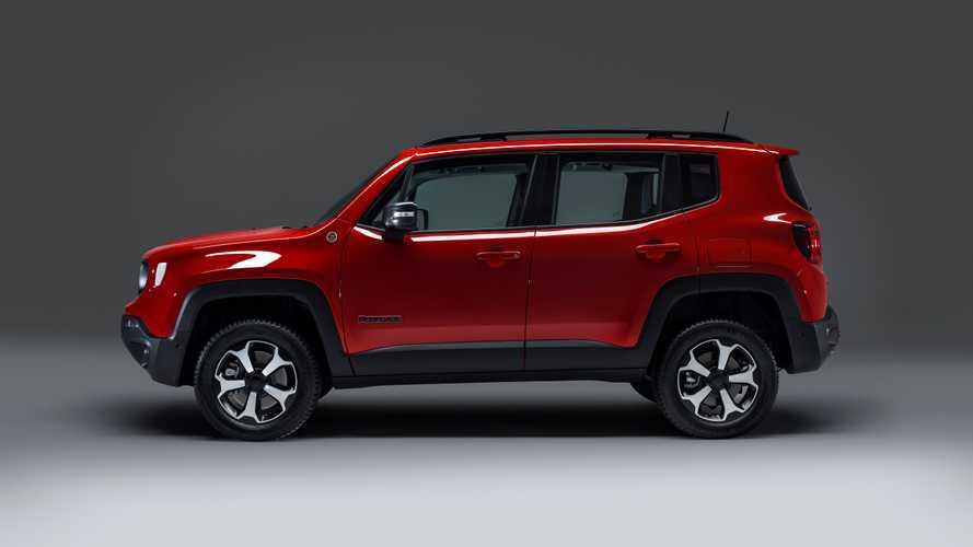 Ya a la venta los híbridos enchufables Jeep Renegade y Compass 4xe