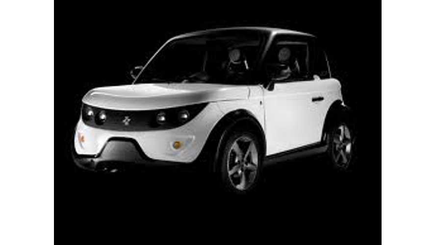 Italy's Electric Tazzari Zero to Launch in Hong Kong by Month's End