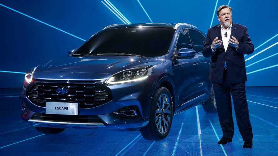 Ford Escape 2020 estreia na China com ajustes ao gosto local