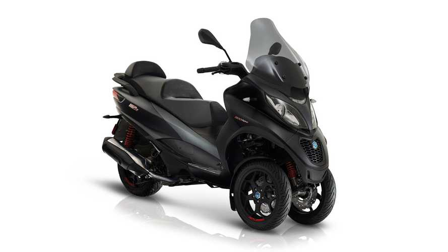 Recall: 2019 And 2020 Piaggio MP3 500 Brakes Could Get Soft