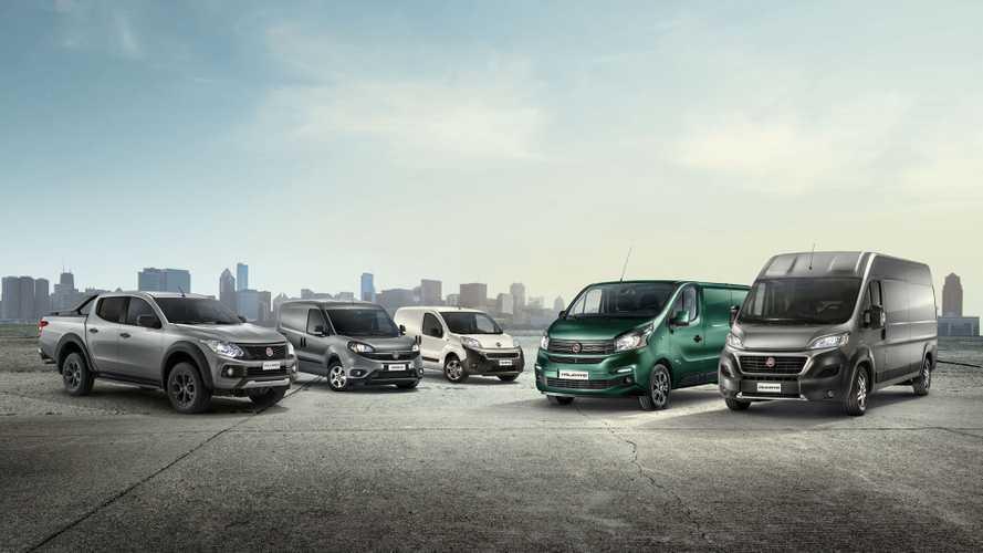 Fiat Professional a Transpotec 2019 tutta gamma e i servizi Mopar