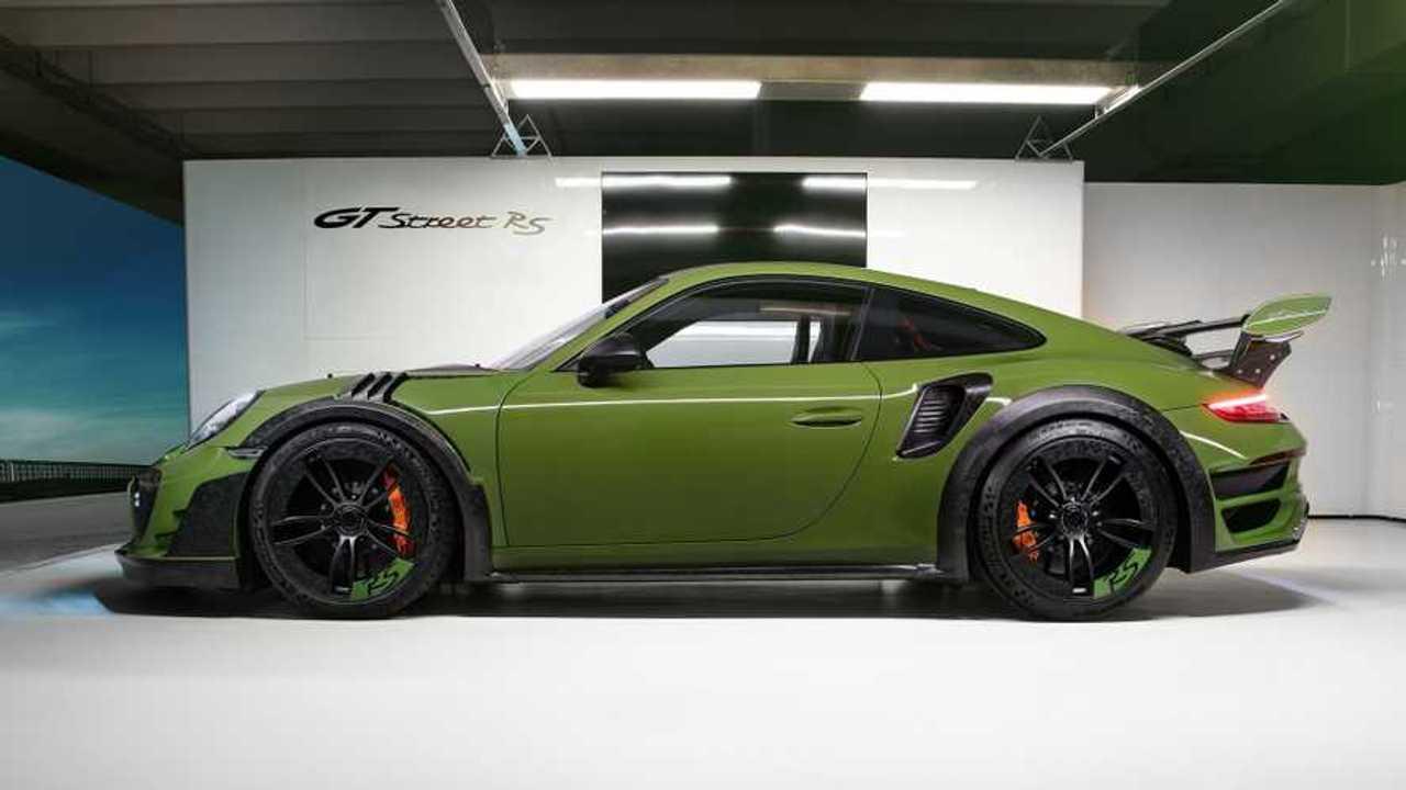 Techart GTstreet RS basiert auf dem Porsche 911 Turbo S