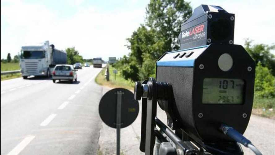¿Dónde están los radares de velocidad que más multan?