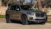 Prueba BMW X5 xDrive30d 2019