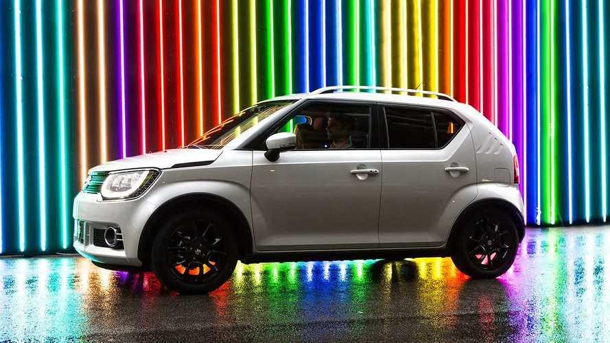 Suzuki Think Hybrid. Road to Sanremo