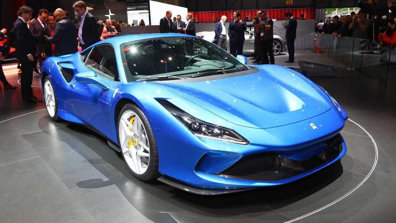 2. Ferrari F8 Tributo