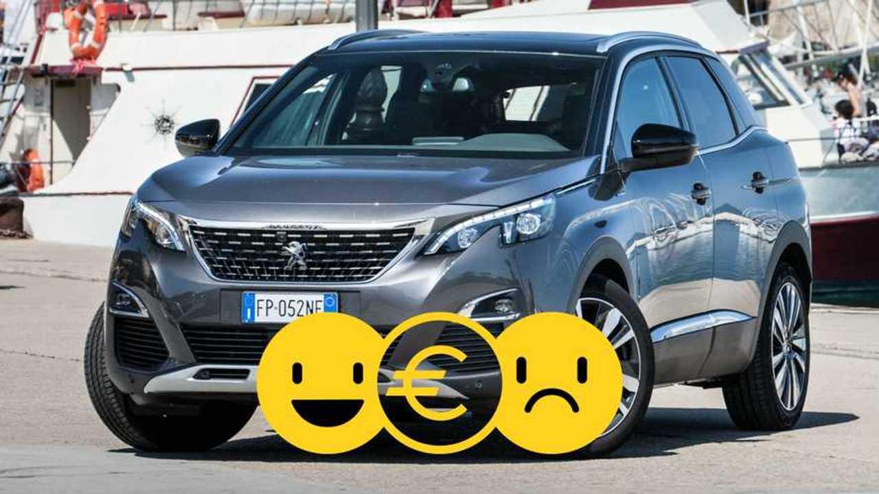 Promozione Peugeot 3008