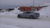 2021 Mercedes-Benz C-Class Spy Shot