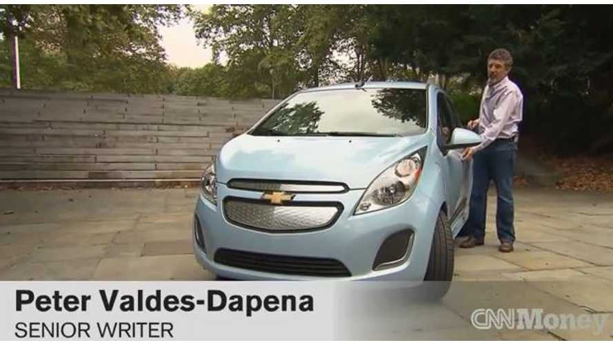 Video: CNN Says Chevy Spark EV is a Winner, But There's One Problem...