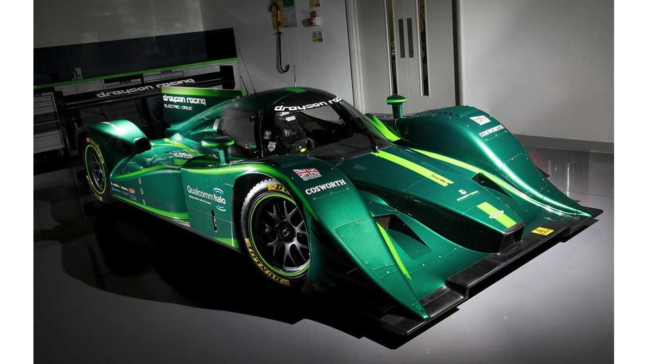 Drayson Racing Sets New Electric Vehicle Land Speed Record at 205.139 MPH (w/video)