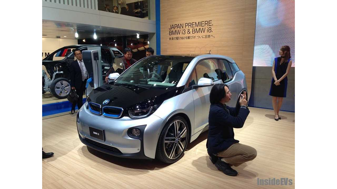 BMW Says They 10,000 Pre-Orders, And Up To A 5 Month Delays On The i3 In Europe. Scheduled To Arrive In The US in Q2 of 2014, How Many Will Actually Arrive?