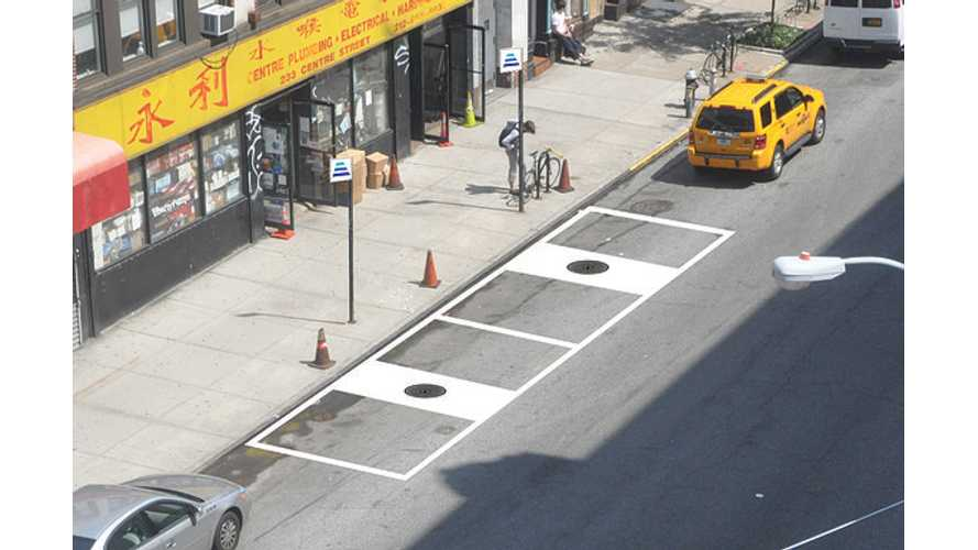 Introducing Wireless Charging Via Manhole Covers (video)