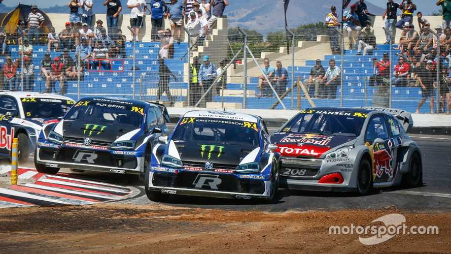 World Rallycross announces separate electric series for 2020