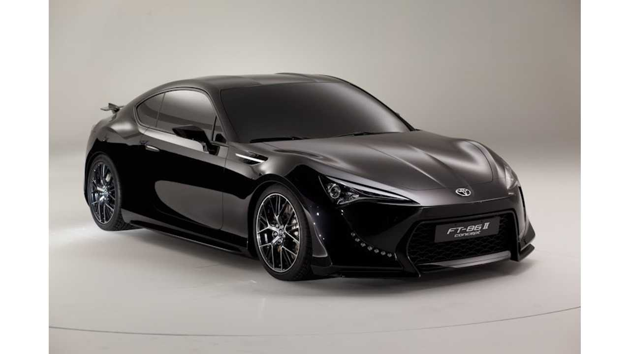 Report: Toyota To Build Electric Supra?
