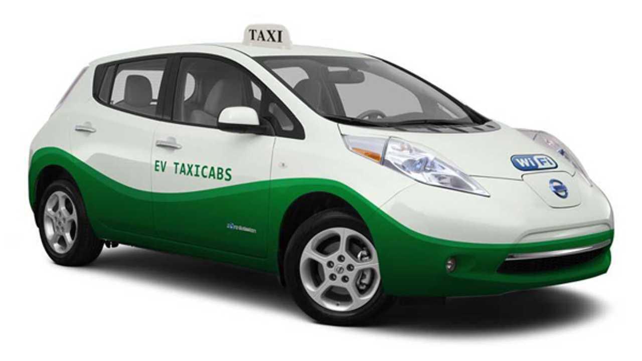 Arlington Officials Recommend Denying 40 Nissan LEAF Taxi Cab Bid.  EVs Not Ready