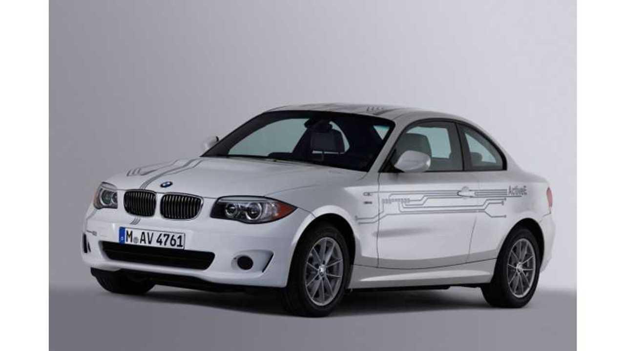 BMW Recalls ActiveE Over Insufficient Gear Shaft Lubricant