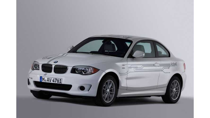 BMW Recalls ActiveE Over Insufficient Gear Shaft Lubricant