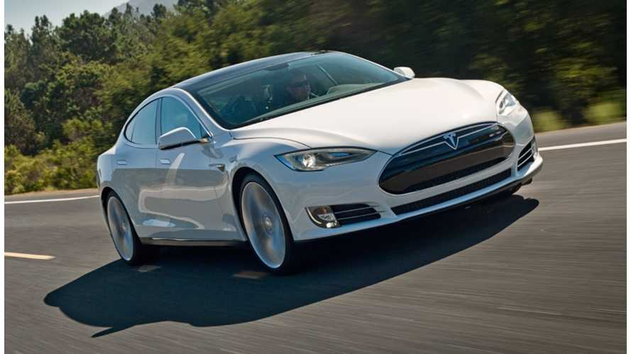 Tesla Announces European Pricing On Model S.  No 40 kWh Version Available
