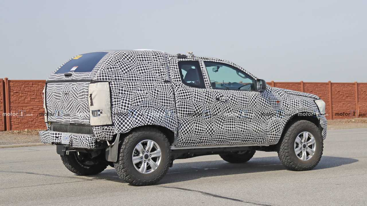 New Ford Bronco >> Ford Bronco Reportedly Getting Slew Of Yakima Accessories At