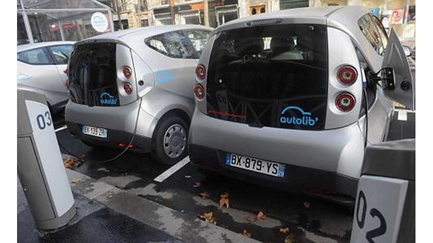Bolloré to Start Autolib Clones in Asia