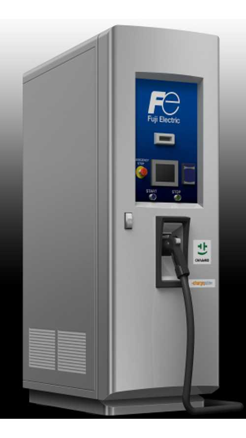 Tides of Change: Automakers and Charging Station Providers Shifting Production to US; Fuji Electric Joins the Wave