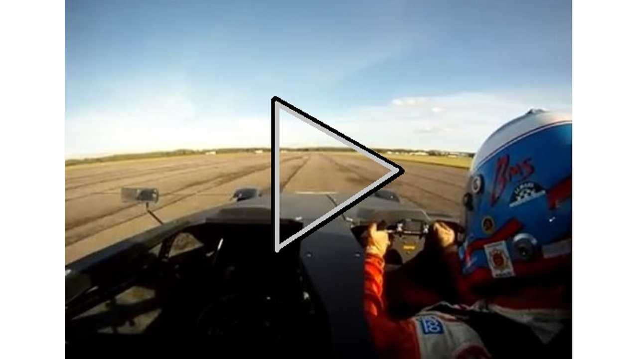 Video: Electric Westfield iRacer DIY Kit Car Makes On-Track Debut