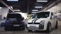 Ford Transit Connect RS ST Vans
