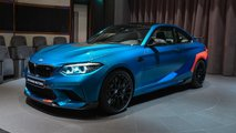 BMW M2 Competition Long Beach Blue