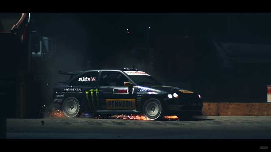 Ken Block Gymkhana 10 Screenshots