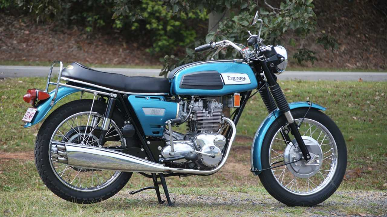 1969 Triumph Trident