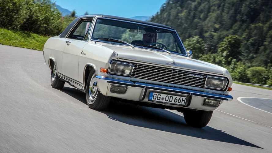 Zeitreise: Unterwegs im Opel Diplomat Coupé von 1966