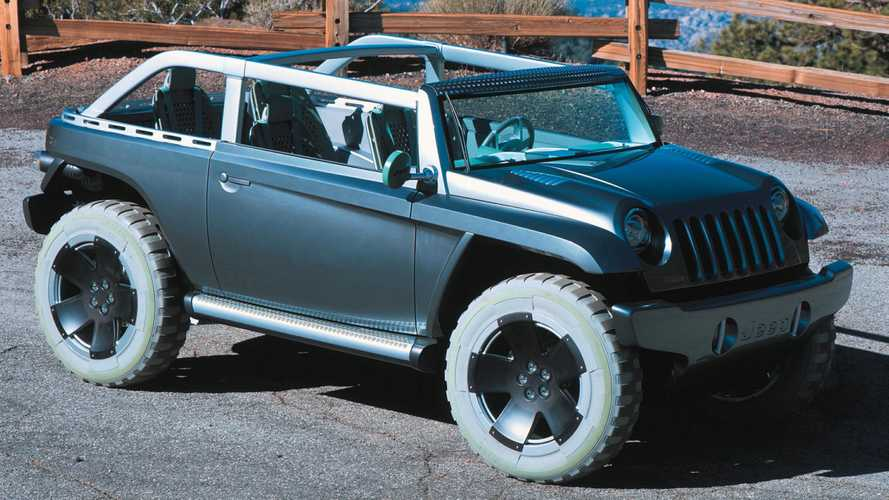 2001 Jeep Willys: Concept We Forgot