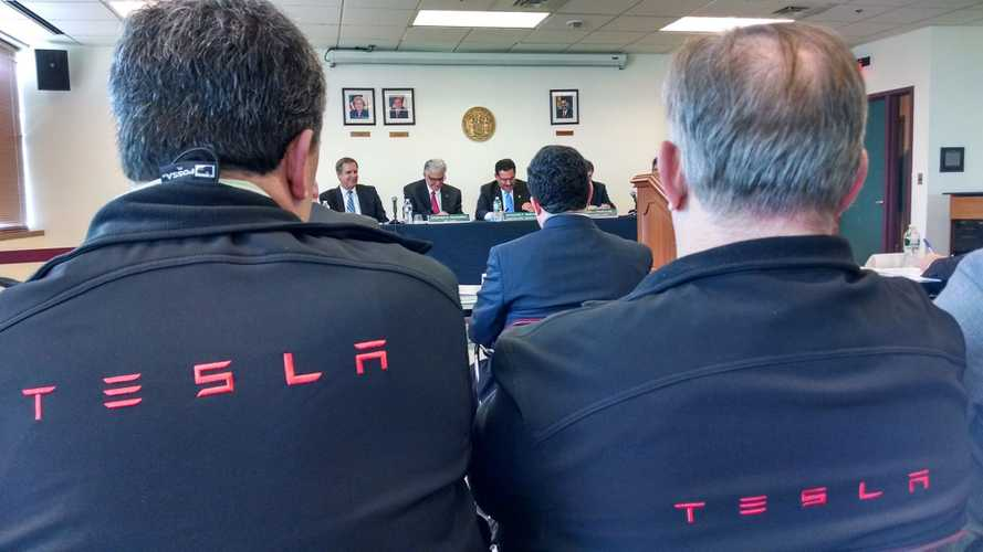 UPDATE: Anti-Tesla Legislation Gets Passed in New Jersey Without Allowing Public Comment Until After the Fact