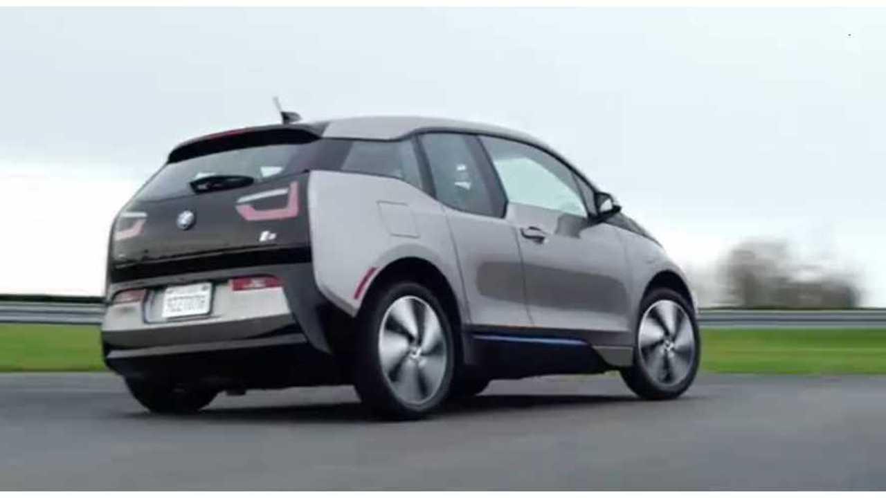 Autoweek Lists BMW i3 Among Its 5 Favorite SUVs of 2013