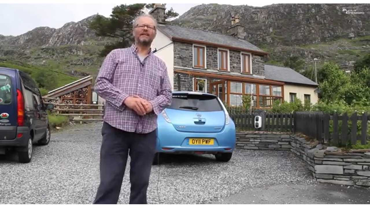 Welsh Electric Road Trip | Fully Charged (Video)