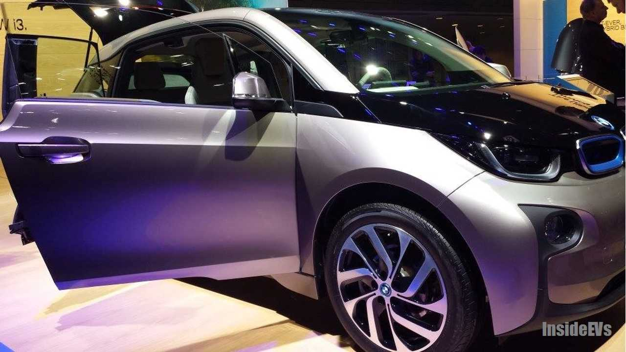 BMW i3 Outsells Nissan LEAF 3 to 1 in Germany - i3 Knocks Smart ED Out of #1 Spot