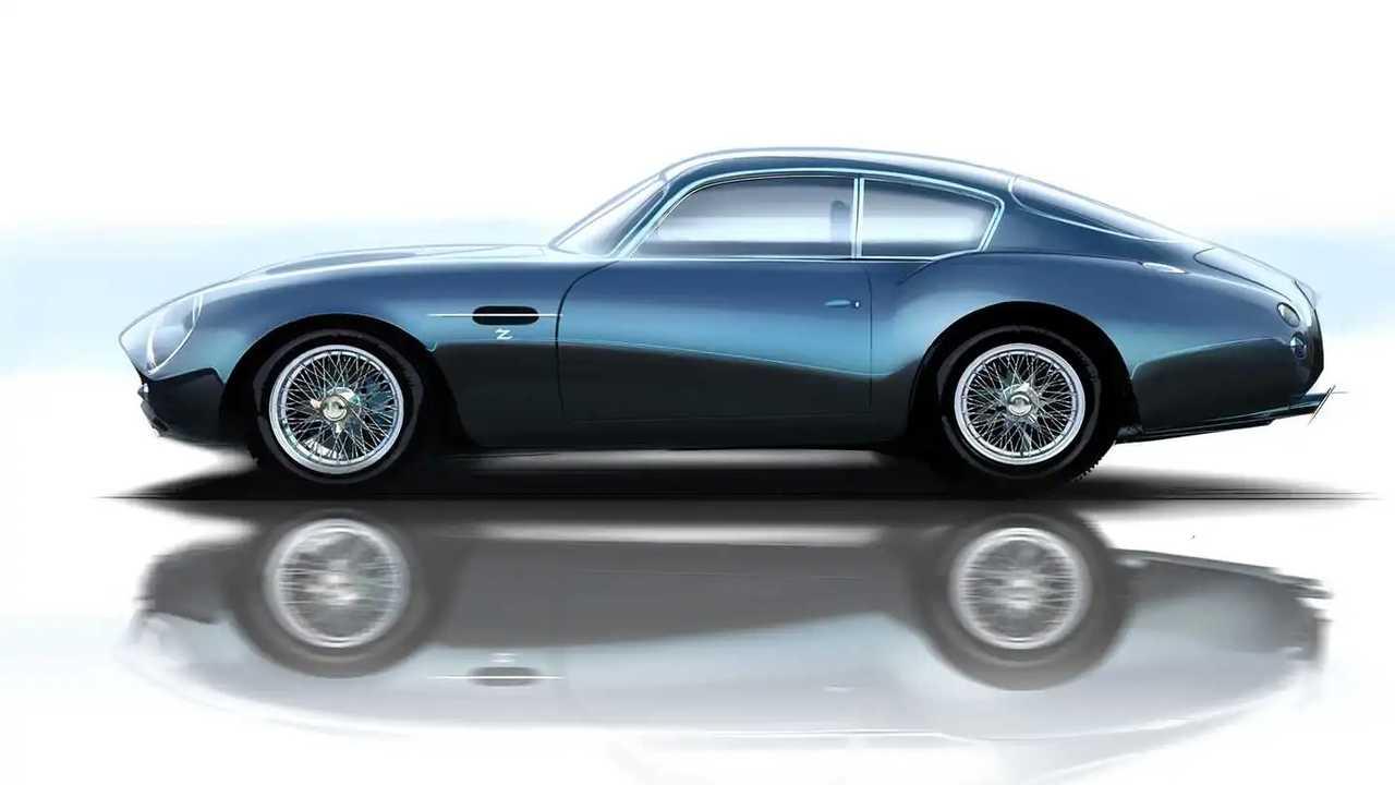 DB4 GT Zagato Suite