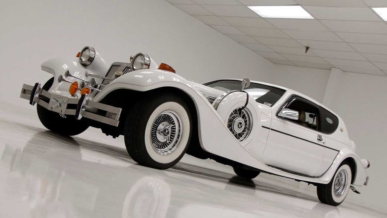 1988 CMC Tiffany Classic Coupe