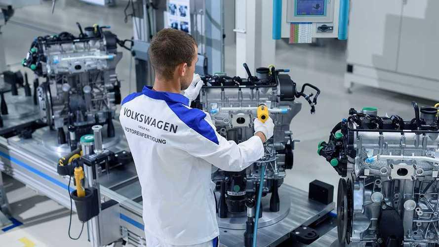 VW хочет собирать в России турбомоторы и новые модели