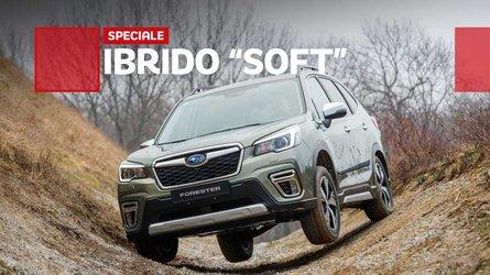 Subaru XV e Forester e-Boxer, le abbiamo provate in anteprima