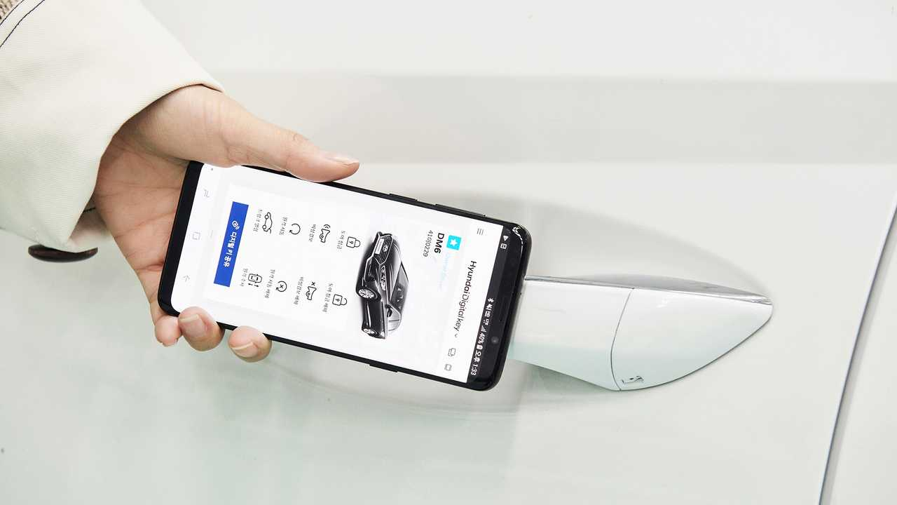 Aplicativo Hyundai Group