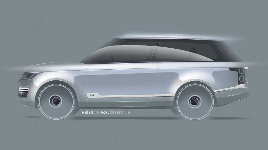 Range Rover Coupe resurrected by British design firm