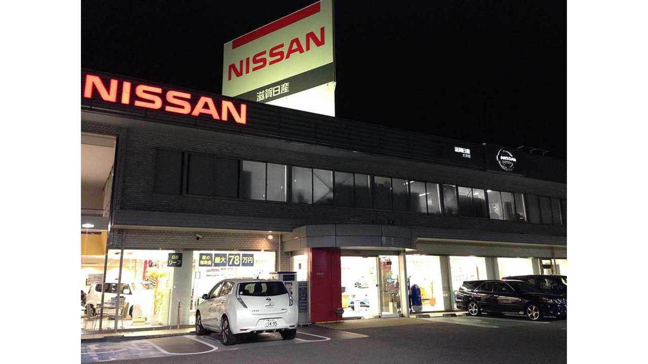 Japan Extends EV Subsidy Program