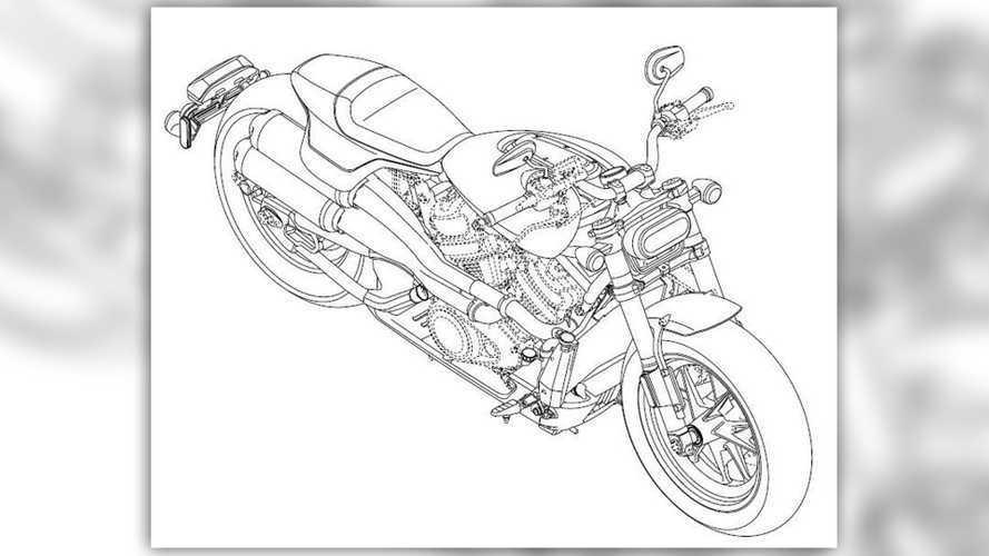 New Harley Patent Filings