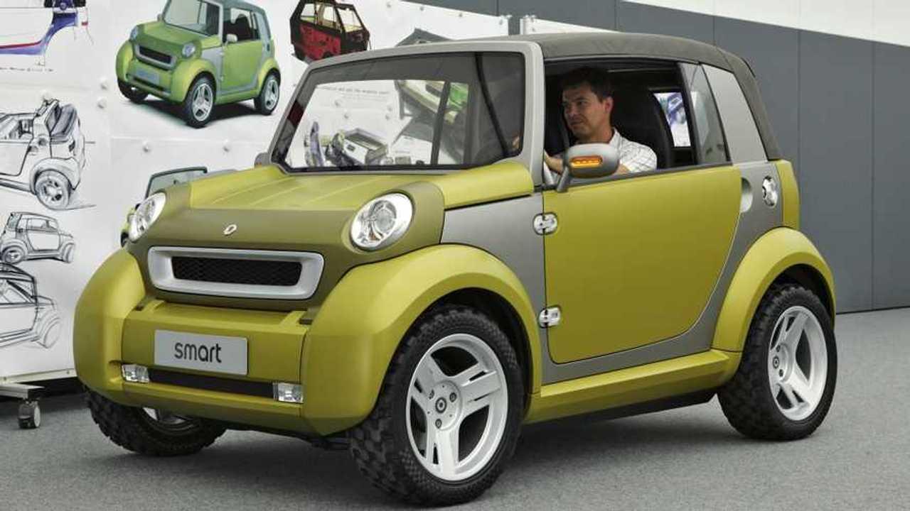 Smart Crosstown-Konzept von 2005